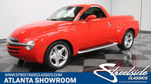 100 Ssr Truck For Sale 2004 Chevrolet SSR For Sale 66029 Motorious