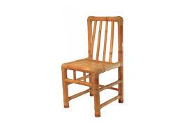 chaise exotique en bambou pour le séjour bali koh deco