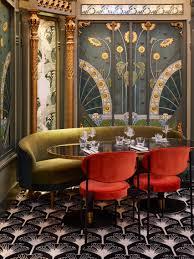 100 Paris By Design Beefbar By Humbert Poyet Features An Art Nouveau Atrium