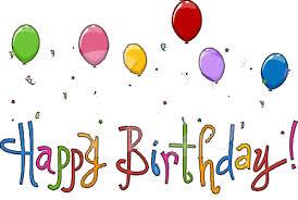 Birthday Clipart Animated
