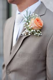 Coral Color Decorations For Wedding by Best 25 Coral Wedding Men Ideas That You Will Like On Pinterest