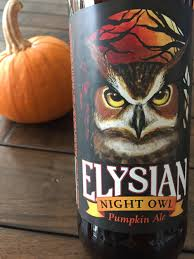 Elysian Pumpkin Ale by Sf Bartenders Bartenders Blog
