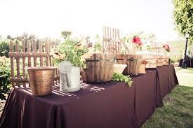 A Pretty Country Wedding