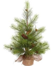 Vickerman 30 White Pine Artificial Christmas Tree Unlit