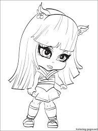 Rochelle Goyle Monster High Doll