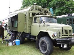 100 Zil Truck ZIS131 ZIL131 Command Post LEICESTER MODELLERS