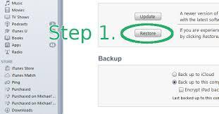 How To Unlock AT&T iPhone 5 iOS 6 Via iTunes Restore