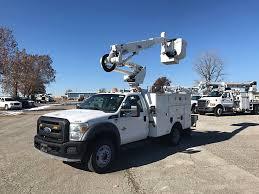 100 Articulating Truck Lot Kansas City MO Altec AT37G Telescopic Bucket
