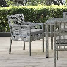 Aura Outdoor Patio Wicker Rattan Dining Armchair Modway Endeavor Outdoor Patio Wicker Rattan Ding Armchair Hospality Kenya Chair In Black Desk Chairs Byron Setting Aura Fniture Excellent For Any Rooms Bar Harbor Arm Model Bhscwa From Spice Island Kubu Set Of 2 Hot Item Hotel Home Office Modern Garden J5881 Dark Leg