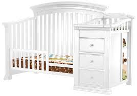 Sorelle Dresser French White by Sorelle Verona Crib And Changer Toddler Rail French White Toys