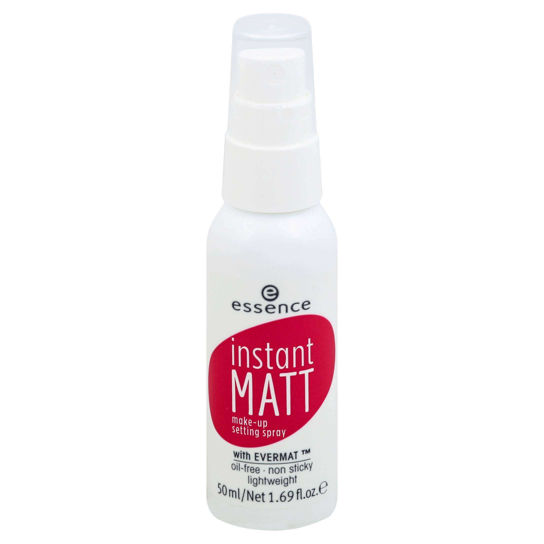 Essence Instant Matt Make-up Setting Spray 50 ml