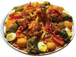 recette cuisine couscous tunisien recette de plat principal couscous traditionnel à la viande de