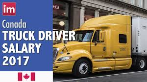 100 Usa Trucking Jobs Truck Driver Salary In Canada In Canada
