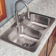 33x22 Copper Kitchen Sink by Designed With Thoughtful Details The Tuscany 9 U0027 U0027 Double Bowl