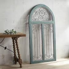 Blue Antiqued Arch Wall Decor Pier 1 Imports NEXT