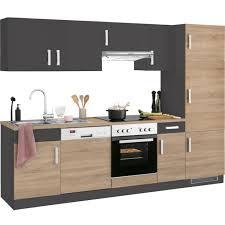 held möbel küchenzeile gera ohne e geräte breite 270 cm
