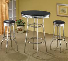 Coaster Cleveland 3 Piece Chrome Plated Bar Set | Dunk & Bright ... Carolina Tavern Pub Table In 2019 Products Table Sets Sunny Designs Bourbon Trail 3 Piece Kitchen Island Set With Gate Leg Ding Room Shop Now For The Lowest Prices Leons Dinettes And Breakfast Nooks High Top Dinette Just Fine Tables Farm To Love Last Part 2 5 Windsor Back Counter Chairs By Best These Gorgeous Farmhouse Bar Models Buy French Country Sets Online At Overstock Our Add Stylish Rectangular Residential Or Commercial Fniture Lazboy Adorable Small And Standard