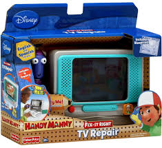 Fisher Price Handy Manny Fix-It Right TV Repair Roleplay Toy - ToyWiz Disney Handy Manny 2 In 1 Transforming Truck And Talking Handy Manny Johnny Lightning Classic Gold 1965 Intertional 1200 Pickup Truck Trucks The Pezt Amazoncom Fisherprice Fixit Race Car Toys Games Gmc Bucket Matchbox Cars Wiki Fandom Powered By Wikia Tollbox Babies Kids On Carousell Cars 3 Mack Truck Carry Case Zappies Limited Disney With His Big Red Tools Edinburgh Buy Online From Fishpondcom Mannys Dump C 2010 Manufactured Fisherpr Flickr