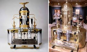 Dark Roasted Blend Gorgeous Espresso Machines