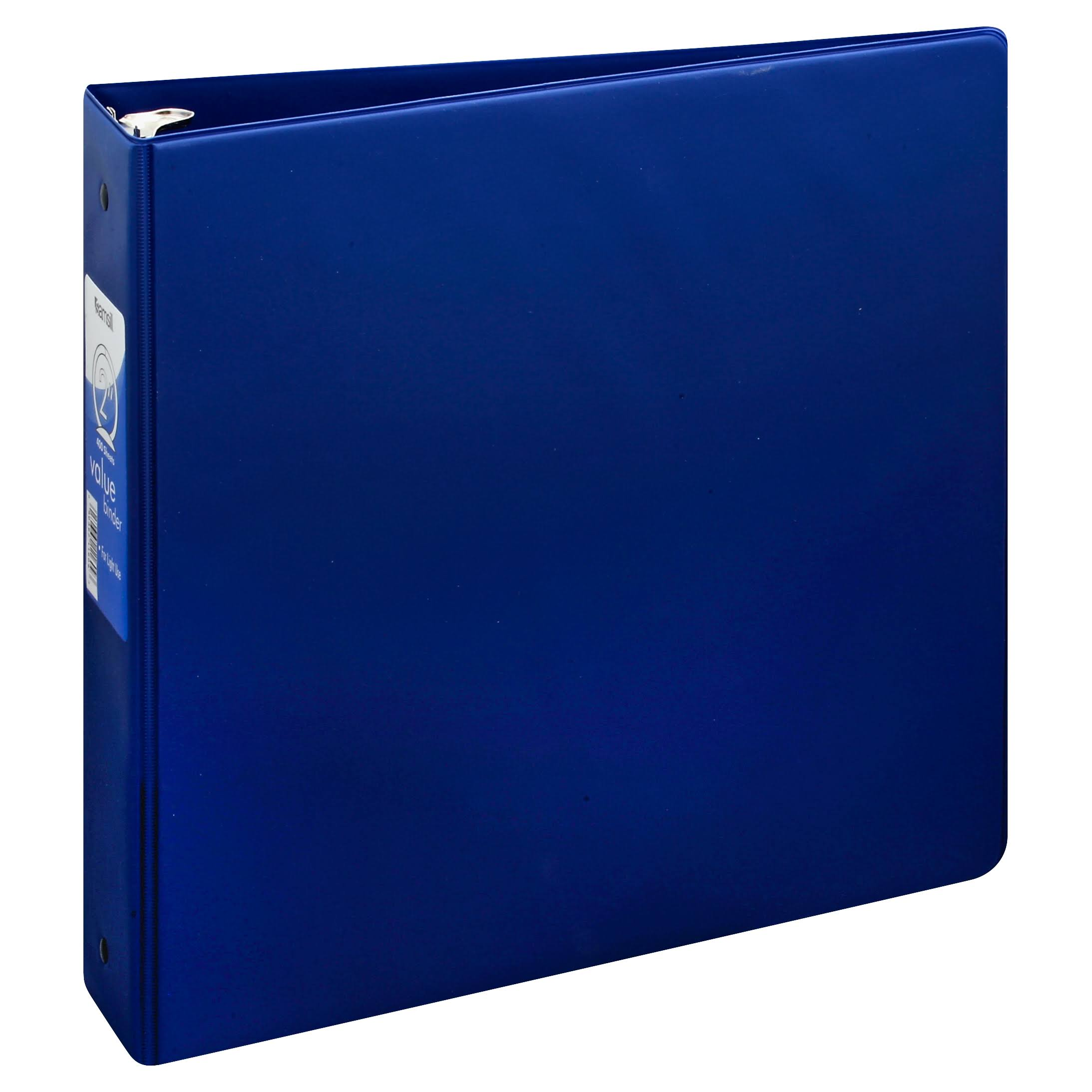 Samsill Value Storage Ring Binder - 2""