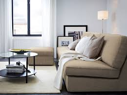 Ikea Living Room Ideas Pinterest by Kivik 3 Sits Soffkombination Och Fotpall Med Isunda Beige Klädsel