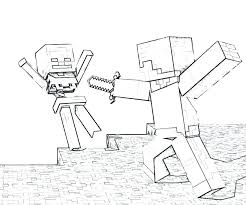 Minecraft To Color Mutant Creeper Coloring Pages Stock Trend With Additional New