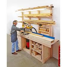 Basement Storage Shelves Woodworking Plans by Shop Cabinets Storage U0026 Organizers