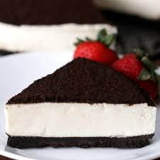 no bake cookies and cheesecake recipe by tasty