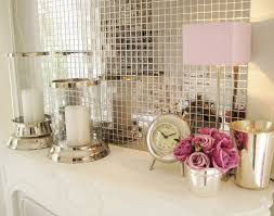 Mosaic Bathroom Mirror Diy by Best 25 Mirror Tiles Ideas On Pinterest Antiqued Mirror