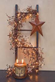 Rustic Christmas Decorations 2