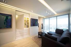 100 Sliding Walls Interior See How Sliding Walls In This Apartment Transform The Living