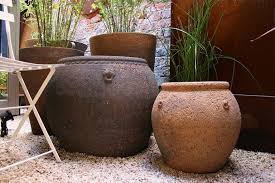 Contemporary Garden Pots
