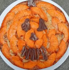 Happier Than A Pig In Mud Jack O Lantern German Apple Cake