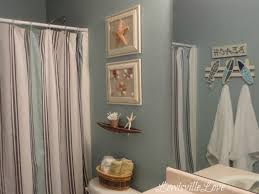 Coastal Living Bathroom Decorating Ideas by Seaside Themed Bathroom Wallpaper Coastal Style Ideas Living