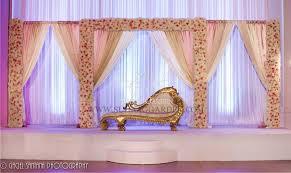 Suhaag Garden Suhaaggarden Blog Wedding Reception Decor Floral Stage