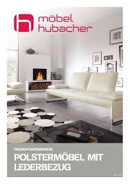 produktinformation leder by möbel hubacher issuu