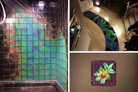 cool heat sensitive color morphing glass tiles gadgets