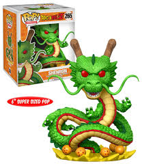 Dragon Ball Z Fish Tank Decorations by Funko Pop Animation Dragon Ball Z 265 Shenron 6
