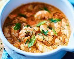 cuisine thailandaise recette recette curry thaï aux crevettes facile rapide