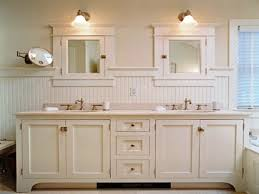 Home Depot Cabinets White by Bathroom Ideas Double Sink White Wooden Home Depot Bathroom