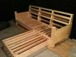 diy sofa build your own and couch on pinterest diy shack ideas