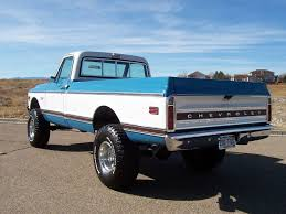 Big Block 4X4: Restored 1972 Chevrolet K10 4-Speed | Classic Chevy ...