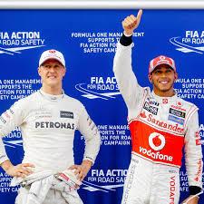 Nico Rosberg Viel Von Michael Schumacher Bei Mercedes Gelernt