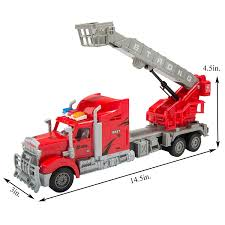 100 Boom Truck Amazoncom SumacLife Kids 115 Scale Full Function Remote