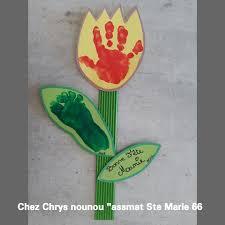 Tulipe A Dessiner Colorier Les Enfants Marnfozinecom