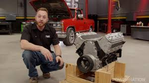 100 Trucks Powerblock Why The 53L LM7 Is A Great Choice For Project RedTide YouTube