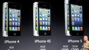 The history of the IPhone timeline