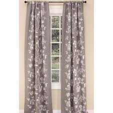 Smocked Burlap Curtain Panels by Ready Made Drapery Revibe Designs