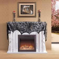Halloween Mantel Scarf Pattern by Online Buy Wholesale Fireplace Wedding From China Fireplace