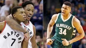 Milwaukee Bucks Vs Toronto Raptors NBA Playoffs Preview